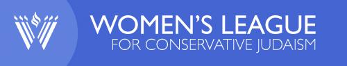 logo for Women's League for Conservative Judiasm