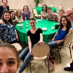 young jewish professionals group